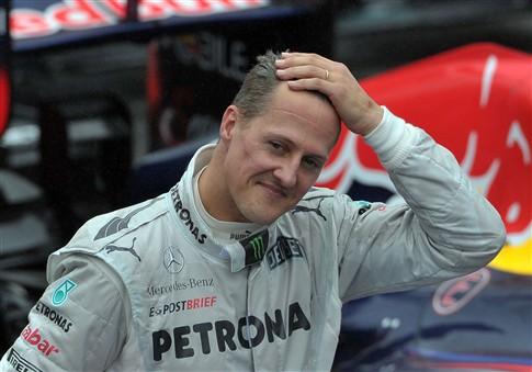 """Michael Schumacher """"em coma e em estado crítico"""""""