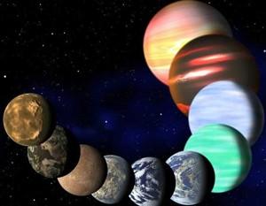 Há 17 mil milhões de planetas semelhantes à Terra