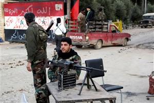 Grupos armados usam crianças-soldado na Síria