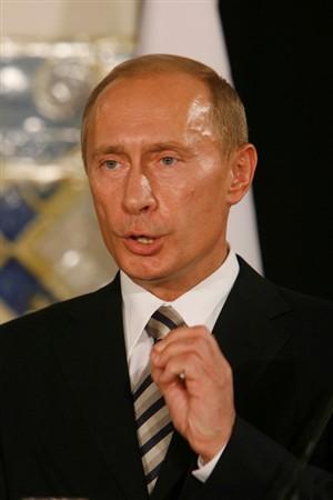 Putin reúne com Conselho de Segurança russo sobre Chipre