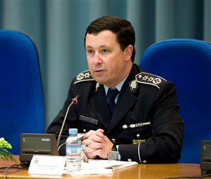 Diretor Nacional da PSP demite-se após manifestação das forças de segurança