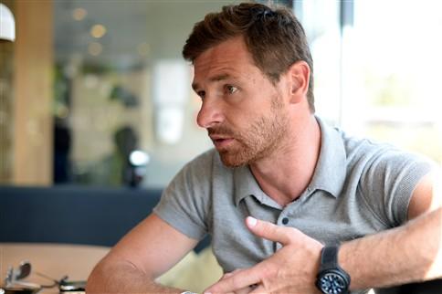 Villas-Boas confirmado como novo treinador do Zenit