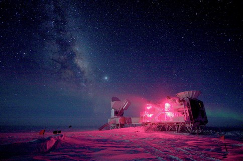 """Detetados os primeiros ecos do """"Big Bang"""""""
