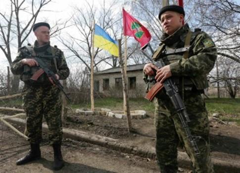 Quatro mortos no primeiro dia da operação antiterrorista na Ucrânia