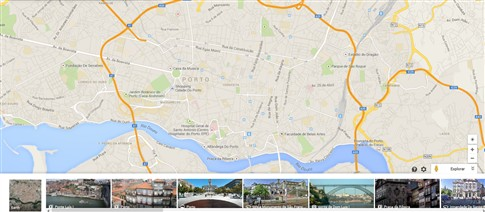 Google Maps permite agora viajar no passado
