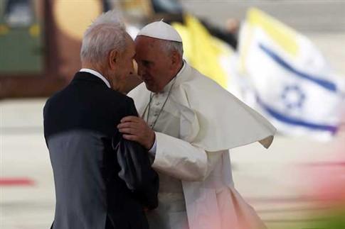 Israel e Palestina aceitam convite do Papa e vão ao Vaticano