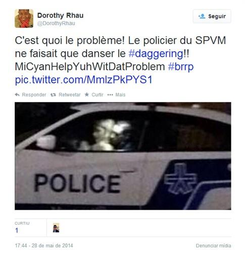 Agente da polícia fotografado a ter sexo num carro patrulha
