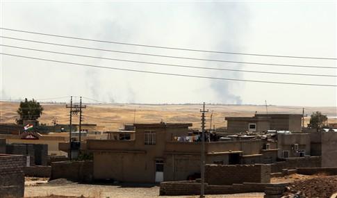 Forças curdas no Iraque recuperam barragem de Mossul