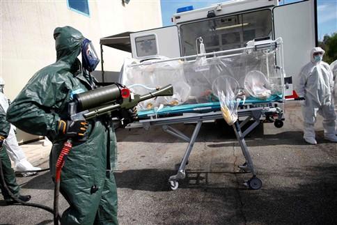 Casos suspeitos de Ébola em Portugal afinal eram paludismo Ng3589756