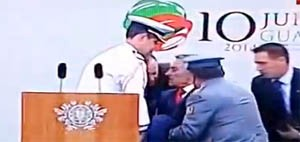 Cavaco Silva sentiu-se mal durante discurso do 10 de Junho na Guarda