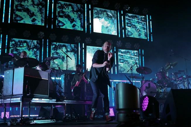 Radiohead confirmados no NOS Alive 2016