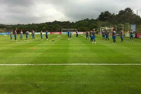 João Pereira garante que a equipa está muito confiante na vitória