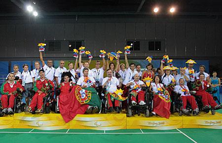 Paralímpicos 2012: Em busca das medalhas que faltam