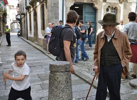 Manoel de Oliveira faz hoje 104 anos