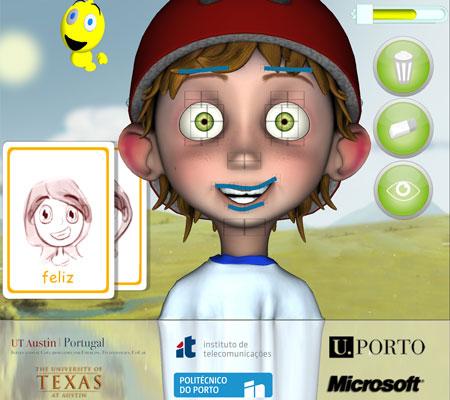 Cientistas portugueses criam jogo para ajudar crianças autistas (vídeo)