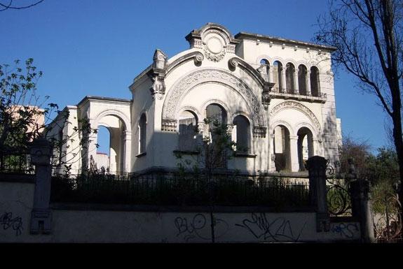 Palacete Villa Sousa no Lumiar, Lisboa