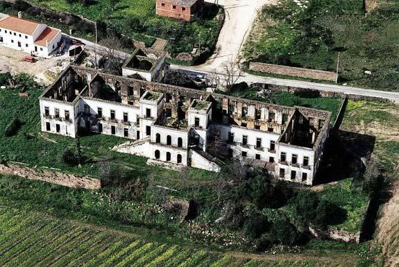 Palácio do Farrobo em Vila Franca de Xira