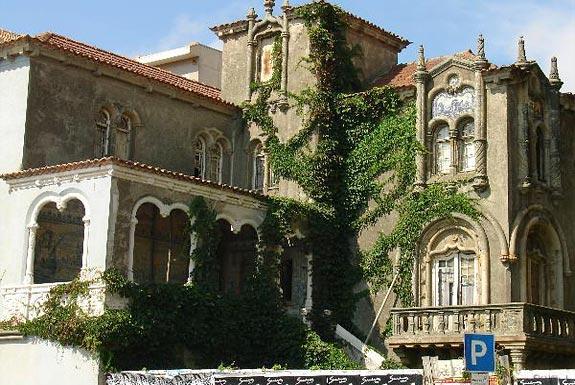 Casa do Relógio ou Casa Manuelina no Porto