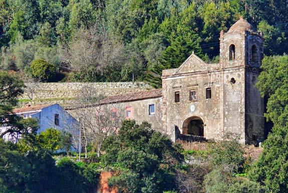 Convento de Nossa Senhora do Desterro em Monchique