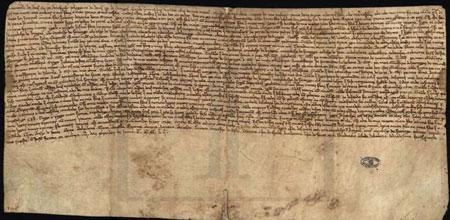 O mais antigo documento escrito em Português