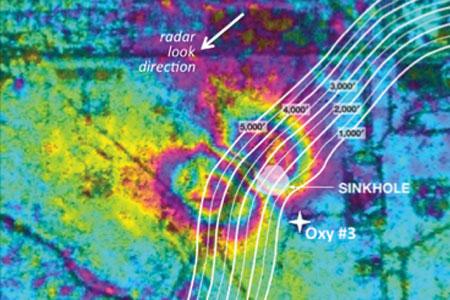 Novo estudo revela que a superfície da terra deslizou lateralmente
