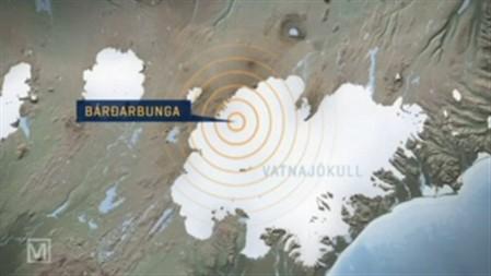 Vulcão Bardarbunga é mais perigoso do que o de 2010