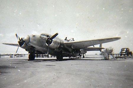 Brasil: avião da 2ª Guerra Mundial à espera de um museu há dez anos