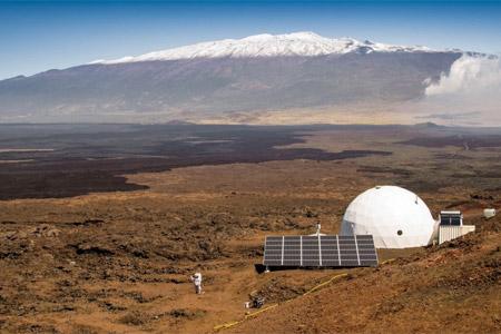 """Marte: Aventura na """"bolha"""" chega ao fim"""
