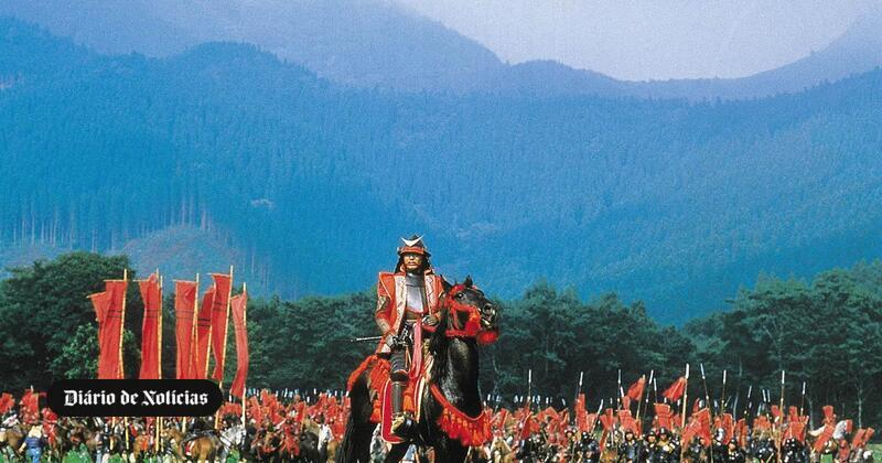 Shakespeare em paisagens japonesas de Kurosawa