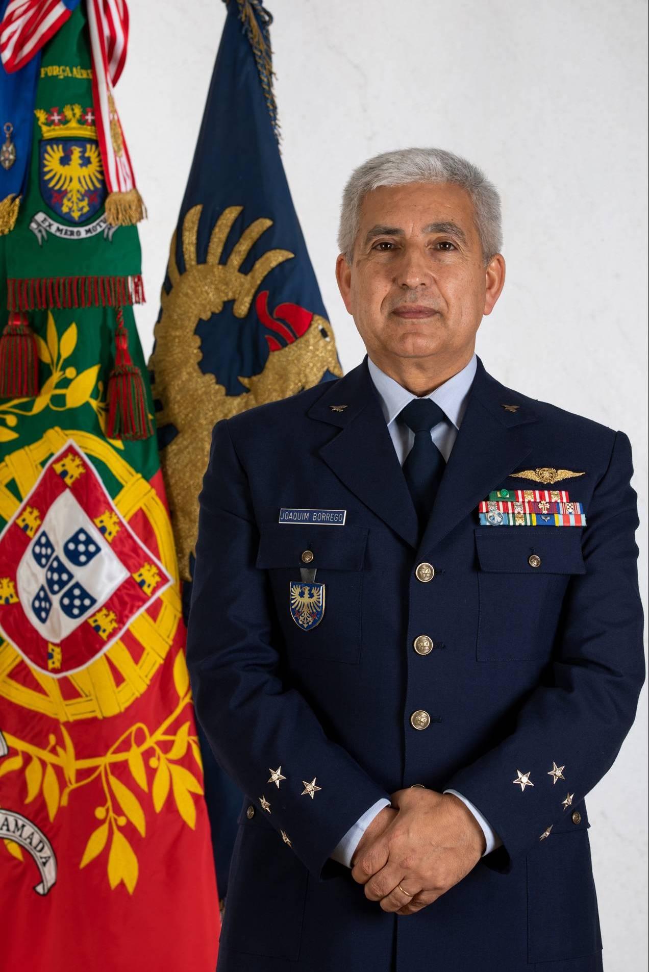 Tenente-general Joaquim Borrego, CEMFA