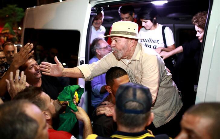 Dia importante para Lula da Silva
