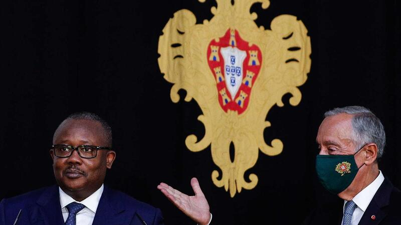 Embaló promete abrir portas de Portugal à África Ocidental