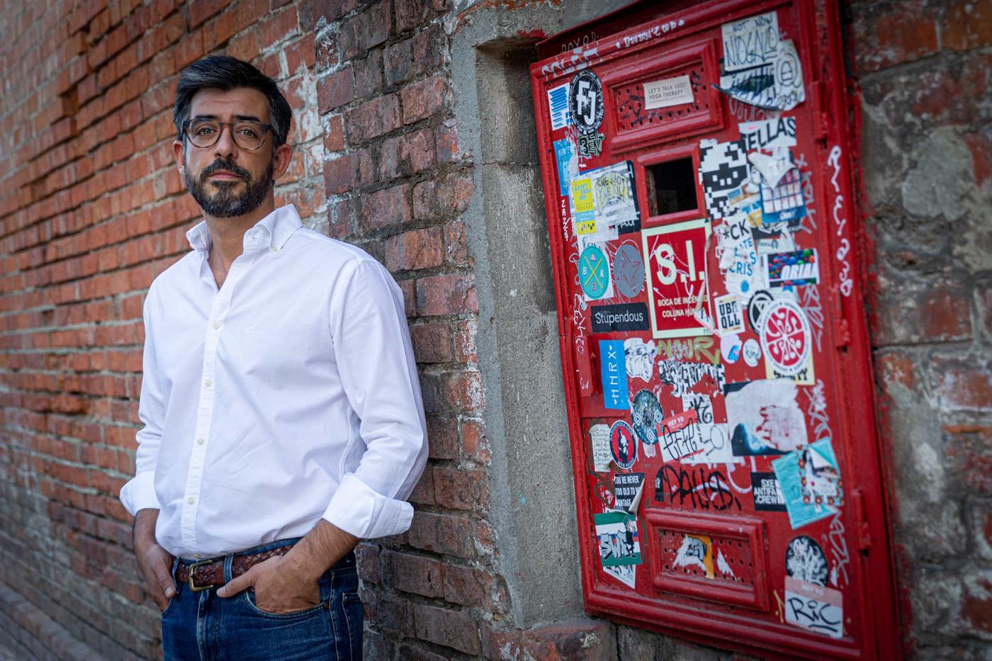 Diogo Noivo, investigador de segurança e terrorismo