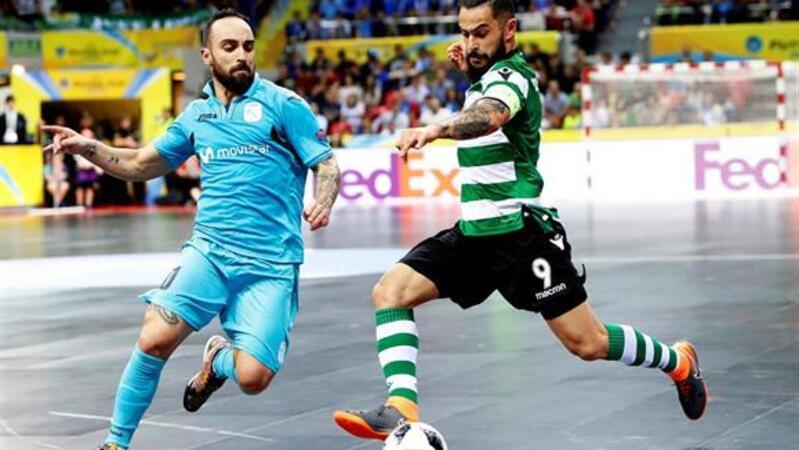 88c669c5fe Ricardinho e o Sporting  ″Bom para mim e para o futsal″