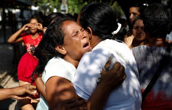 Resultado de imagem para Motim em prisão venezuelana causou 68 mortos