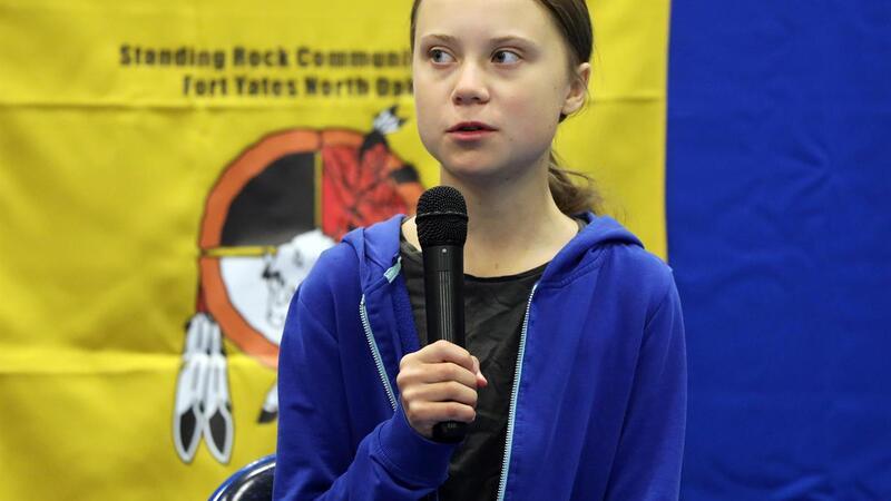 Greta Thunberg dá o nome a nova espécie de besouro