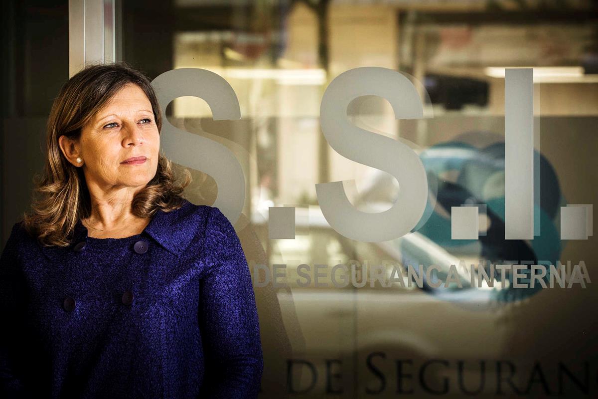 Helena Fazenda, secretária-geral do Sistema de Segurança Interna preparou o plano