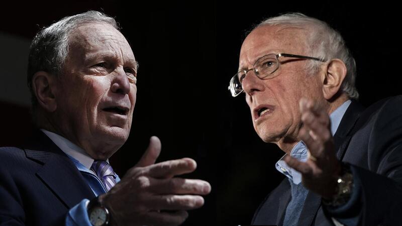 Para bater Trump, democratas hesitam entre o capitalista e o socialista