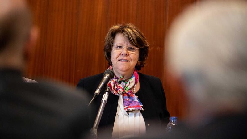 Ana Paula Laborinho é a diretora do escritório da Organização de Estados Iberoamericanos em Portugal.