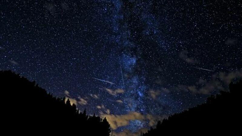 Esta noite há chuva de estrelas provocada pelo Halley
