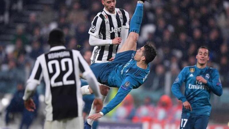 A ″bicicleta″ contra a Juventus  ″Foi o melhor golo da minha carreira″ 04f1ed28e3165