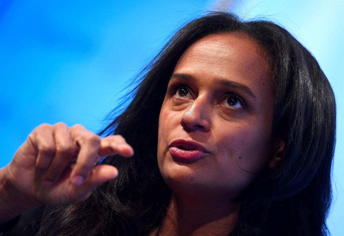 Resultado de imagem para Tribunal angolano decreta arresto de contas bancárias e empresas de Isabel dos Santos