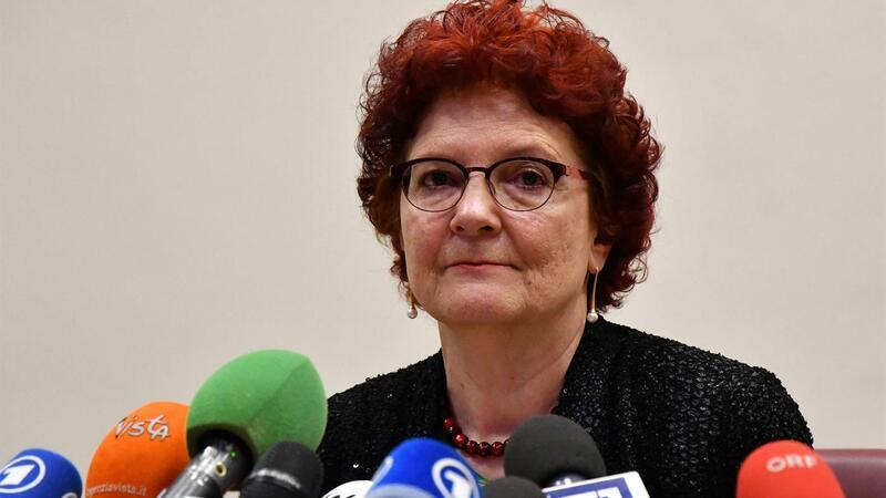 Andrea Ammon, diretor do Centro Europeu de Prevenção e Controlo das Doenças, esteve em Itália no final