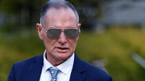 Paul Gascoigne está a ser julgado por agressão sexual