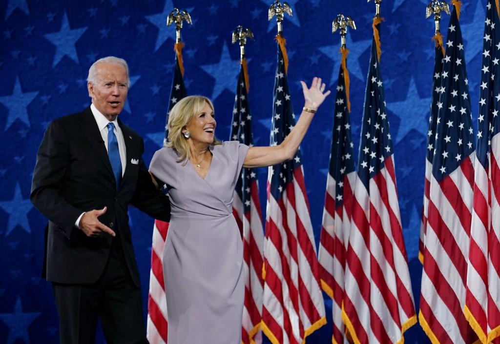Joe Biden é casado em segundas núpcias com Jill