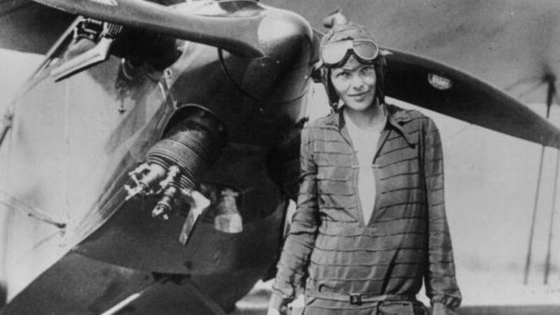 Oceanógrafo que encontrou Titanic procura aviadora Amelia Earhart
