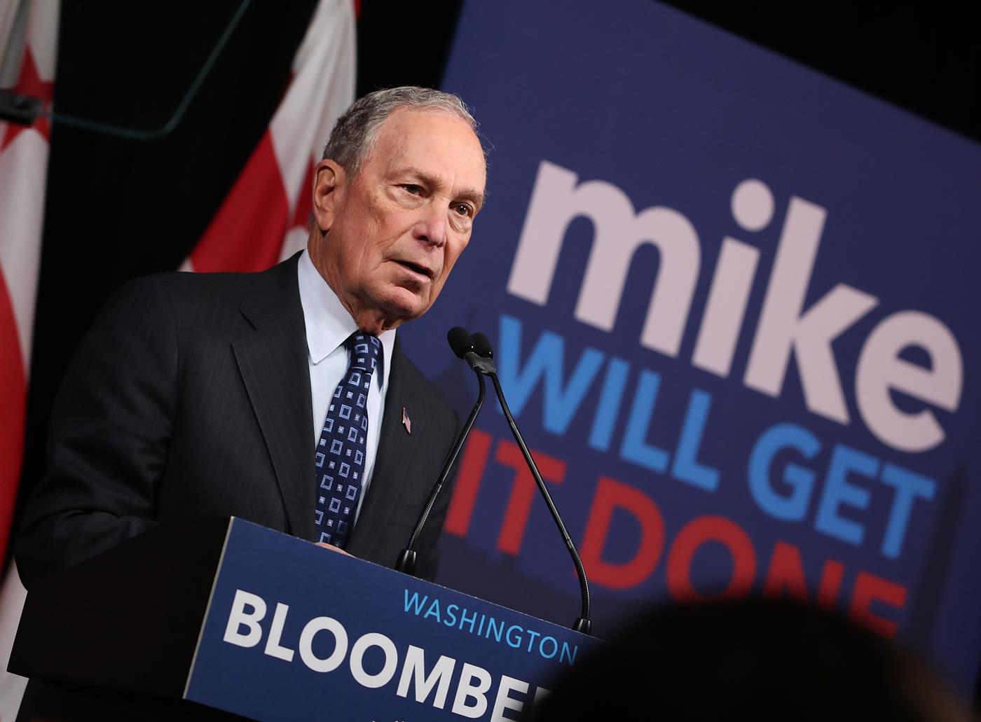 Michael Bloomberg tem feito uma campanha paralela e estreia-se nas urnas a 3 de março.