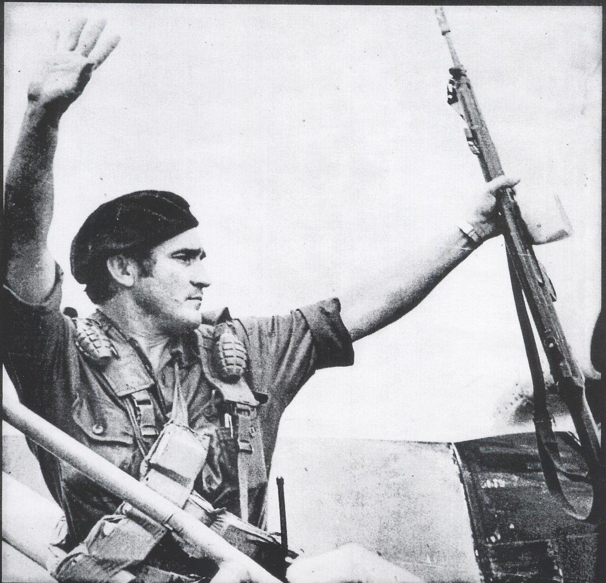 """Edén Pastora era o """"comandante zero"""" nos Sandinistas"""