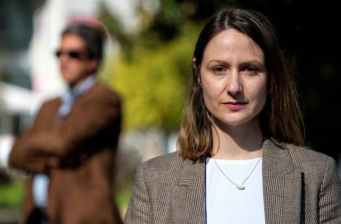 Cátia Moreira de Carvalho, investigadora e doutoranda da Universidade do Porto ma área da Radicalização