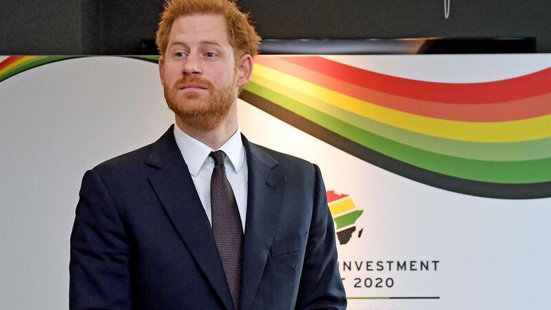 """""""Chamem-me Harry."""" O pedido do duque de Sussex no regresso ao Reino Unido"""